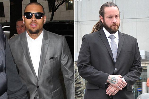 Chris Brown Christopher Hollosy