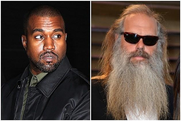 Kanye West Rick-Rubin