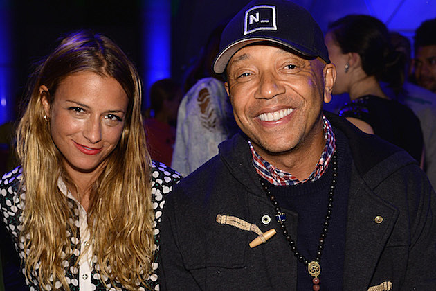 Russell Simmons and Friend