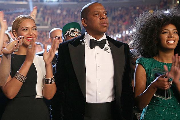 Beyonce Jay Z Solange