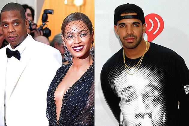 Jay Z Beyonce Drake