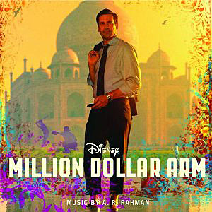 Million Dollar Arm Soundtrack