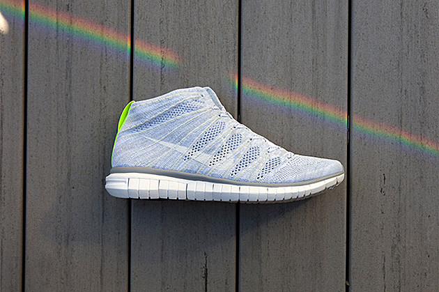 NIKE FREE 4.0 FLYKNIT DETAILED LOOK ON FEEET