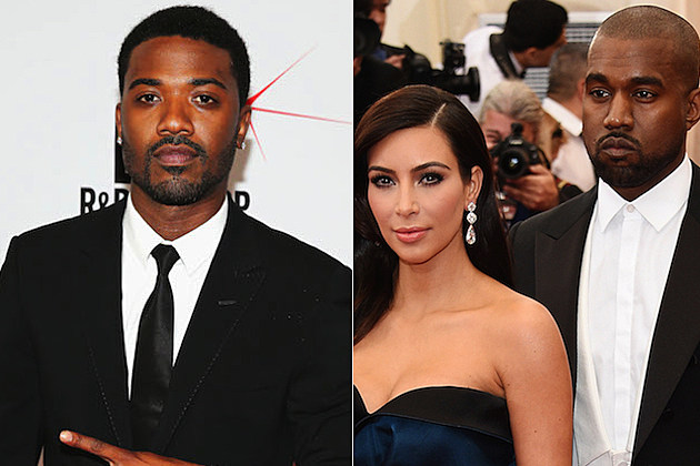 Ray J Kim Kardashian