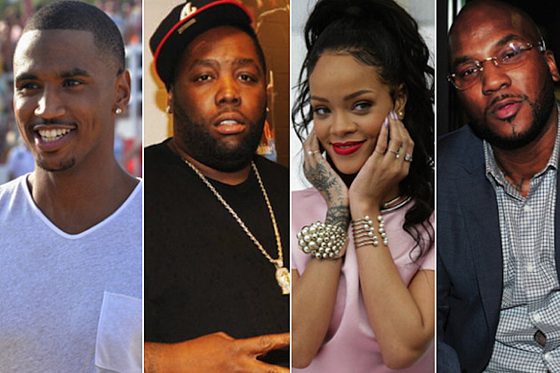 Trey Sonz Killer Mike Rihanna Jeezy