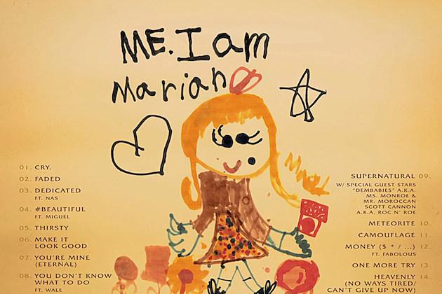I Am Mariah Tracklist