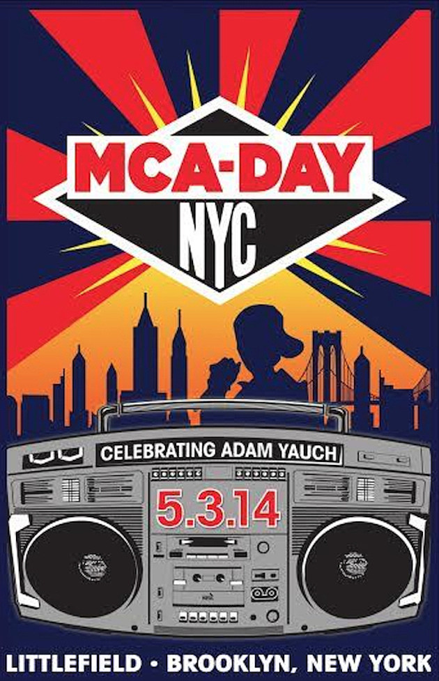 MCA Day 2014 Poster