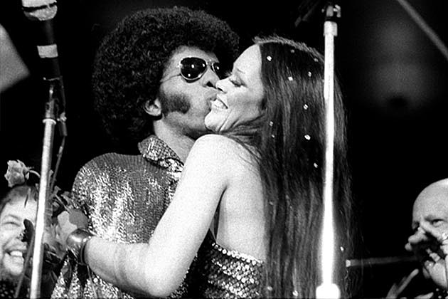 Sly Stone Madison Square Garden Wedding