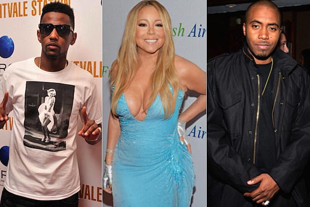 Fabolous Mariah Carey Nas
