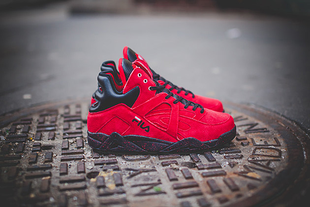 Rise X Fila Cage New York Is For Lovers