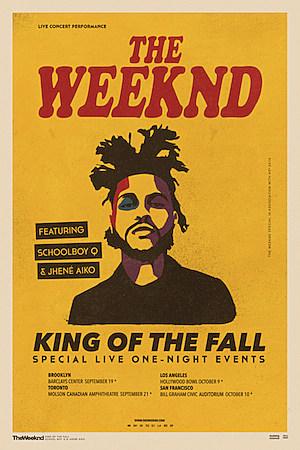 King of Fall Tour