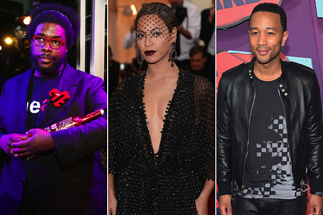 QuestLove Beyonce John Legend