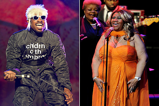 Andre 3000 Aretha Franklin
