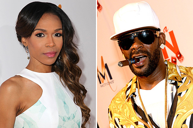 Michelle Williams R Kelly