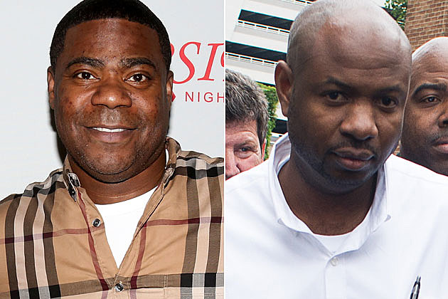 Tracy Morgan Kevin Roper