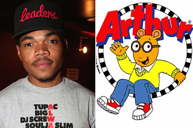 Chance the Rapper Arthur