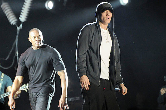 Dr. Dre Eminem