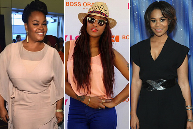 Jill Scott Eve Regina Hall