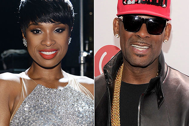 Jennifer Hudson R. Kelly
