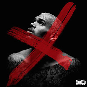 Chris Brown X Album