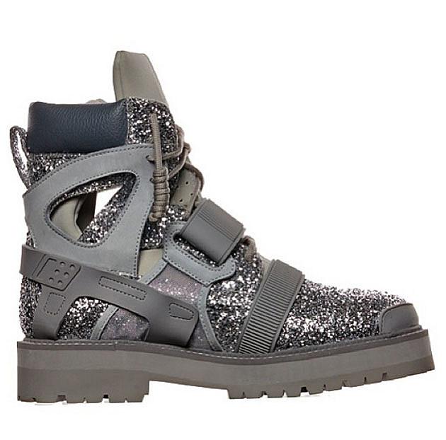 huarache boots