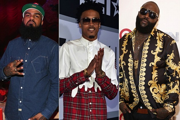 Stalley enlists rick ross and august alsina for 39 one more for What is rozay drink