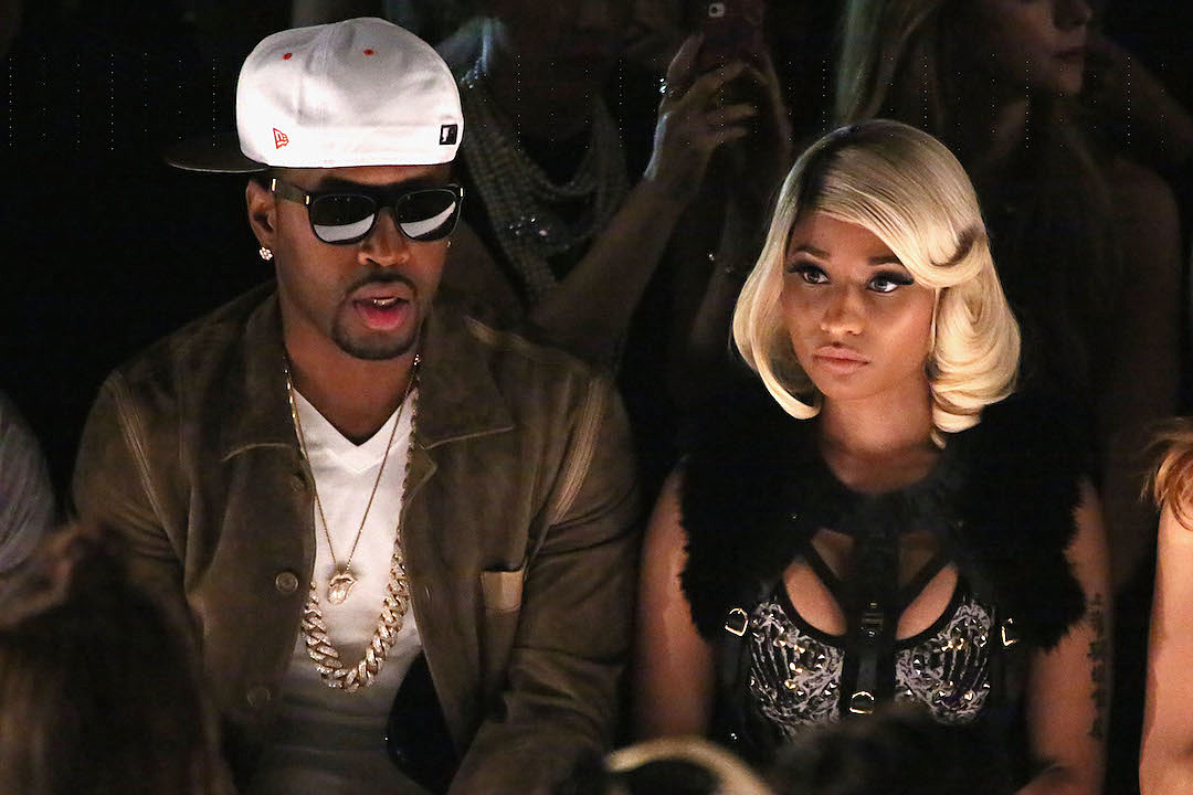 Safaree Samuels Gets Clowned on 'Wild 'N Out' Over Nicki Minaj and Meek Mill Relationship [VIDEO]