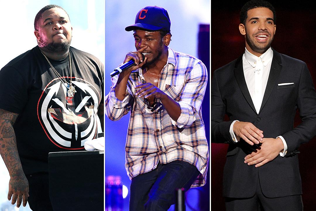 DJ Mustard Kendrick Lamar Drake