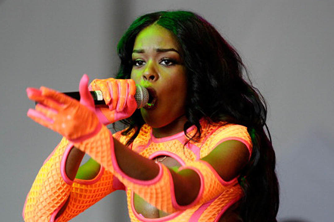 Azealia Banks and Russell Crowe Altercation May be Caught on Hotel Security Cameras news