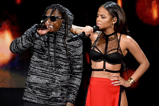christina milian and lil wayne relationship status