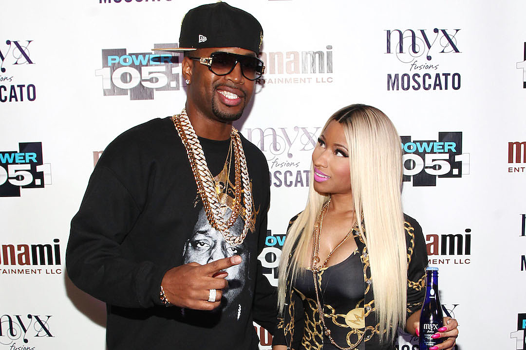 Safaree Samuels Airs Out Nicki Minaj's Dirty Laundry on Breakup Song 'Love the Most'