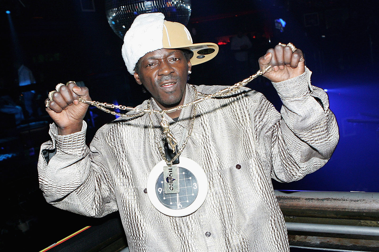 Flavor Flav Indicted on Driving Charges