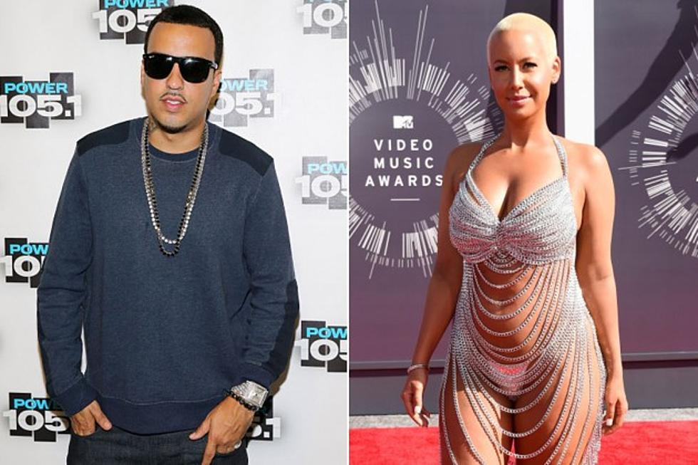Is French Montana Dating Amber Rose?
