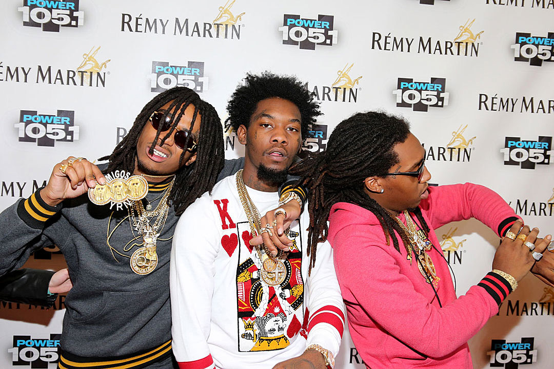 Six People Stabbed at Migos Concert, No Arrests Made [VIDEO]