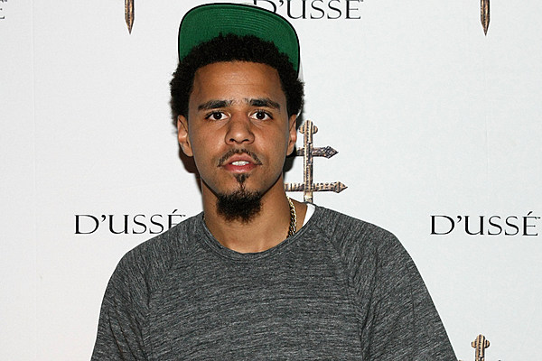 J Cole Eyebrows J. Cole Clears Up 'Fir...