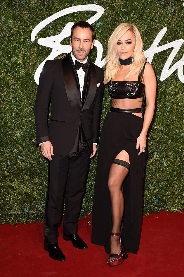 Rita Ora Tom Ford