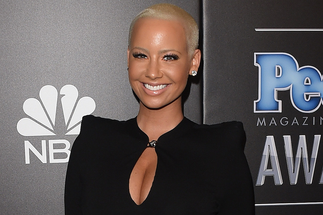 Amber Rose Fights Back Against Slut Shaming By Posting Sexy Photos
