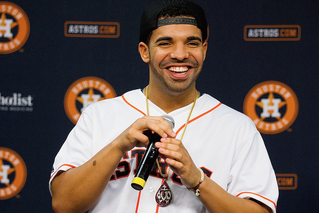 Drake's Sad Face at Raptors Game Goes Viral [PHOTOS]