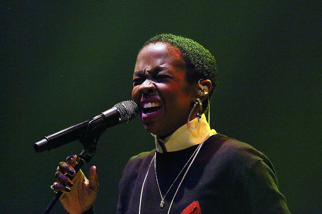 Lauryn Hill Headlining 'Small Axe: Acoustic Performance Series'