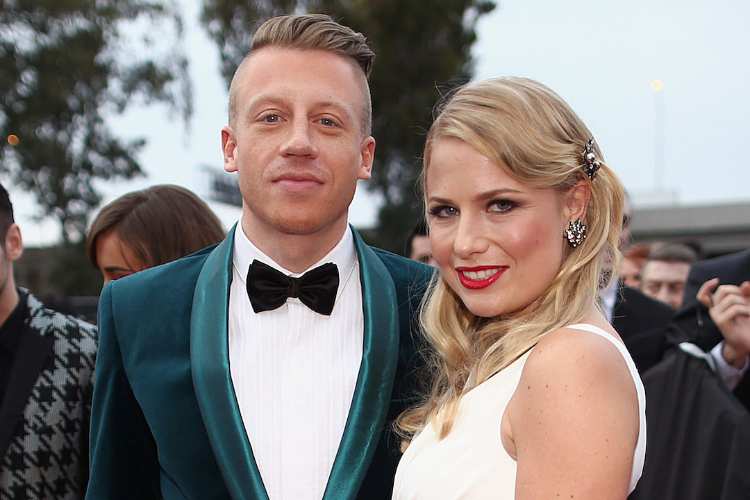 Macklemore and Fiancee Tricia Davis Welcome First Child [PHOTO]
