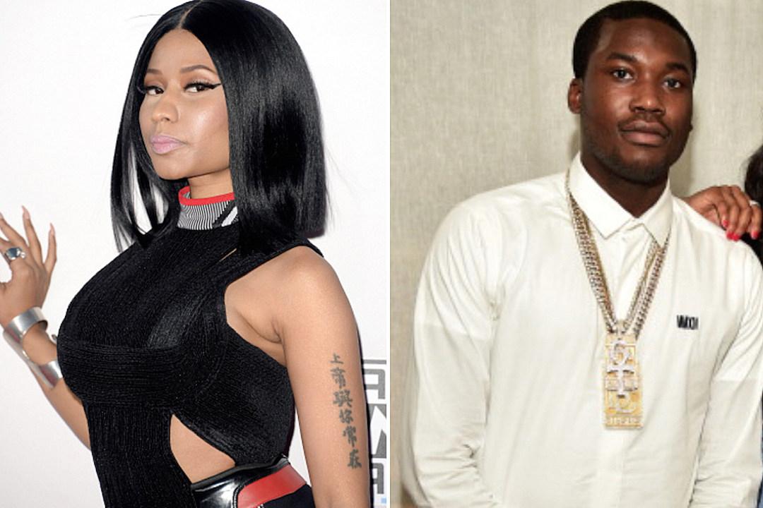 Nicki Minaj and Meek Mill Dating Rumors Refueled by New Photos