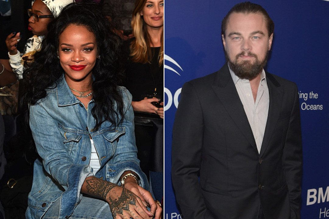 Rihanna's Night Out With Leonardo DiCaprio Sparks Romance Rumors [VIDEO]