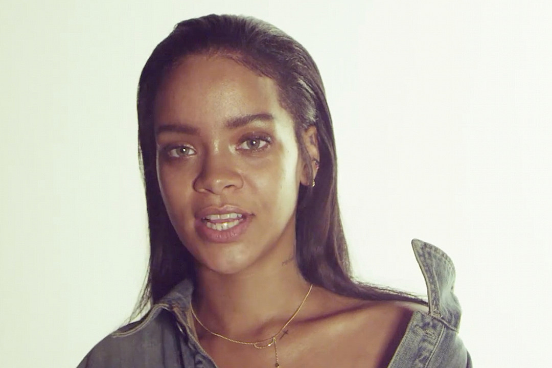 Watch Rihanna's Behind-the-Scenes Video for 'FourFiveSeconds'
