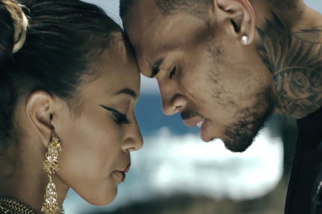 Chris Brown Embraces Karrueche Tran in 'Autumn Leaves' Video