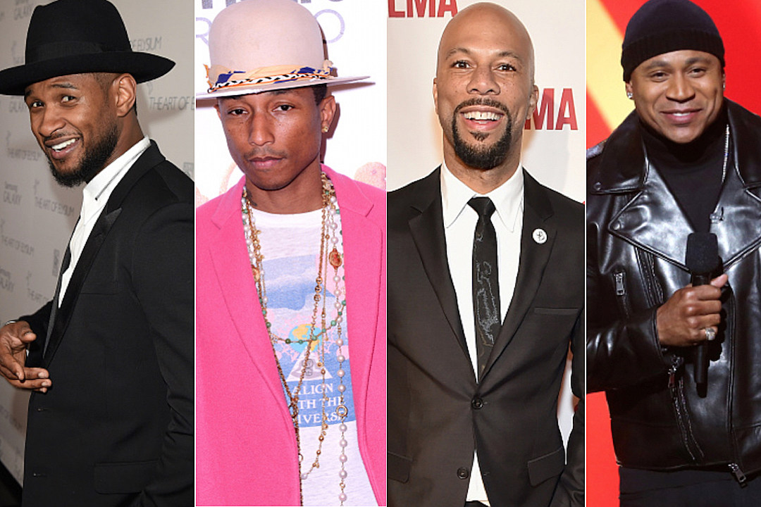Usher, Pharrell, Common to Perform, LL Cool J to Host at 2015 Grammy Awards