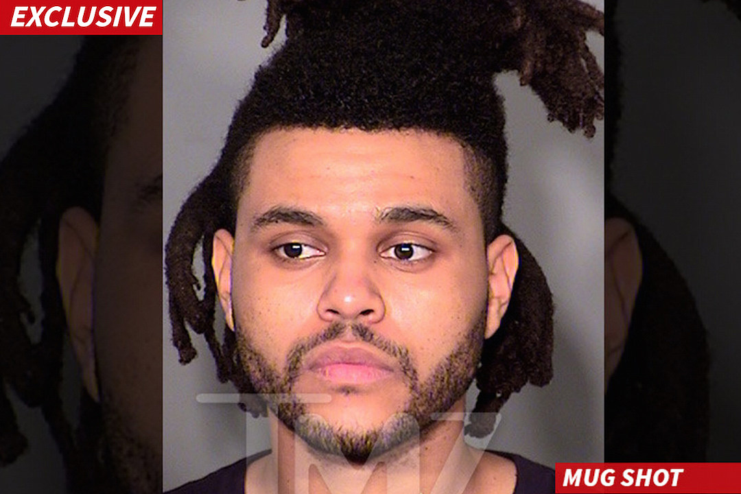 The Weeknd Arrested for Assaulting Police Officer in Las Vegas