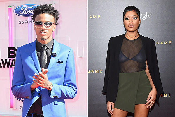 is august alsina and keke palmer dating