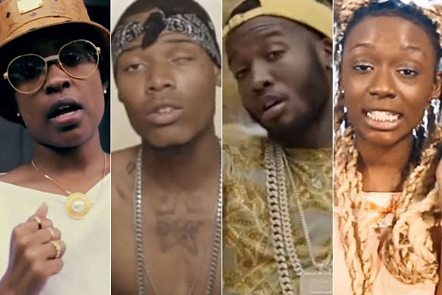 What happens to unknown rappers?