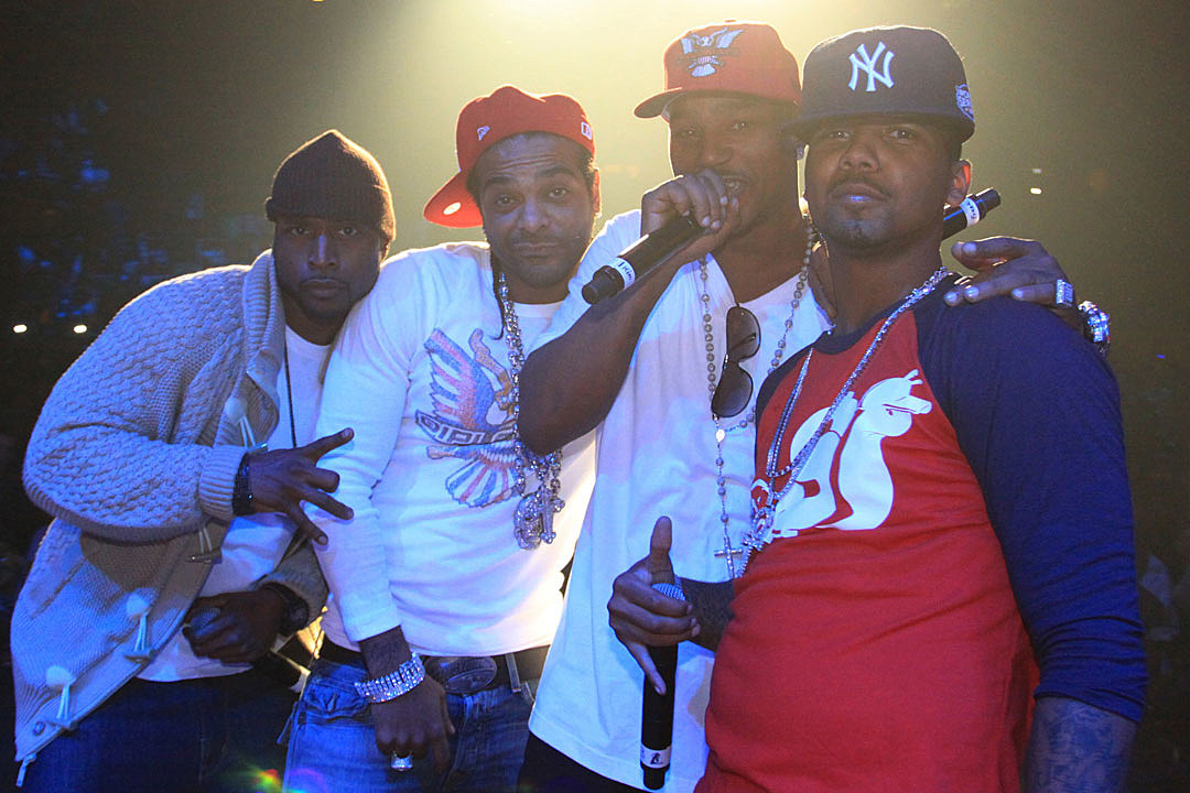 Dipset Keep Their Reunion Going With 'Do Something'