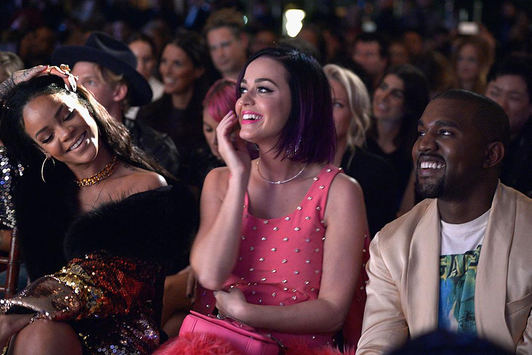 Kanye West, Rihanna Ciara Dazzle at Inaugural Fashion Los Angeles Awards [PHOTOS]